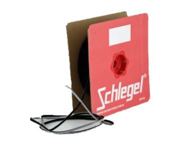 Dichtung Schlegel Pinsel Polybond 4,8x11mm Ohne Fin Rolle 200m Schwarz