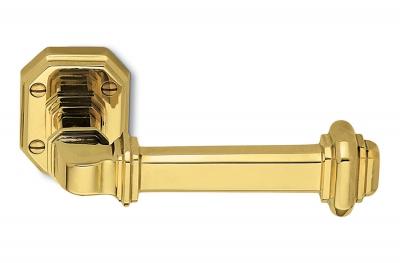 Busiri Natural Brass Türgriff Ideal für ein elegantes Zuhause von Antologhia
