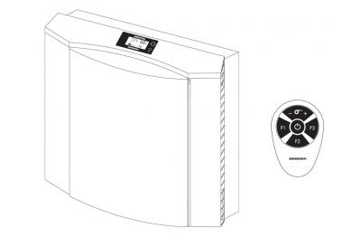 AEROVITAL Siegenia-Paket mit zwei Ersatzfilter