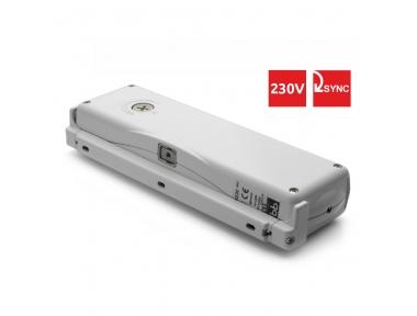 ACK4 S Sync Kettenantrieb 230V 50Hz Synchronisation und Betrieb mehrerer Aktuatoren an der gleichen Topp Tür