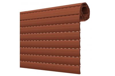 Hagelschutz PVC Rollladen Kg 6/qm mit inneren Verstärkungen Roma Pinto