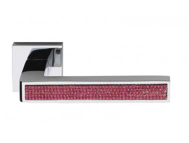 Barletta Crystal Pink Türgriff am Rosette Platz Fashion Line PFS Pasini