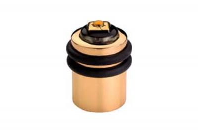 212 FE Calì Line Zylinder Türstopper mit Möglichkeit der Höhenverlängerung