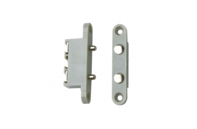 C2P Kontakte Spannungsanschluss für Stromversorgung Elektroschloss mit 2 Kontakten CDVI