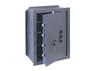 Schlüssel für den Safe und Kombinierer 3 Knöpfe Cisa Einbetten verschiedener Größen