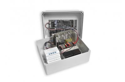 Zentral Autarke Strom für Motoren 24V MODiX 2-4-6 Nekos