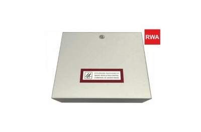 RWA RWZ 1-4b 230V 50Hz Steuergerät für Rauch- und Wärmeabfuhrsysteme zur Verwendung mit RWA-Topp-Kettenantrieben
