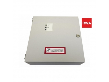 RWA RWZ 4-8d 230V 50Hz Steuereinheit für Rauch- und Wärmeabführsysteme zur Verwendung mit RWA-Topp-Kettenantrieben
