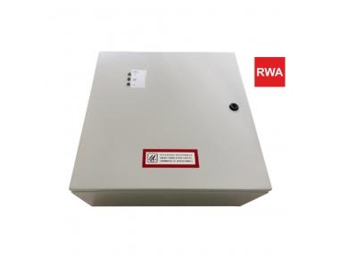 RWA RWZ 5-24e 230V 50Hz Steuereinheit für Rauch- und Wärmeabführsysteme zur Verwendung mit RWA Topp Kettenantrieben
