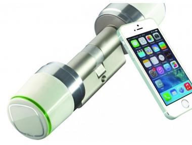 Libra Zylinder Premium Doppel Spieler Argo App Iseo Öffnung mit Smartphone