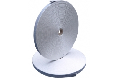 Jalousien Band Cotton Grau Breite 22 mm Spule 50m PosaClima Renova