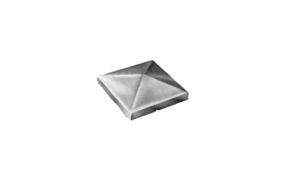 Abutment Abdeckung Casco Savio Stahl oder Edelstahl poliert verschiedenen Breiten