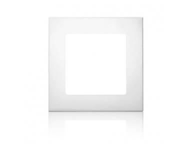 Weißer Rahmen für Smoove Somfy Fernsteuerung von Noten-Wand-