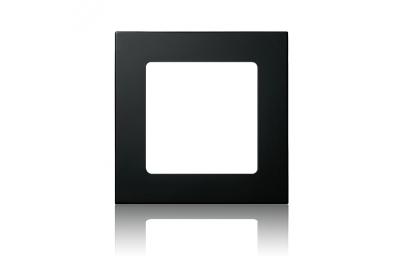 Black Frame für Smoove Somfy Fernsteuerung von Noten-Wand-