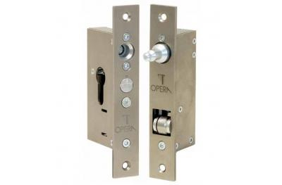 Electroblocker Sicherheit für Schiebetüren 23822 Arca Serie Opera Slide