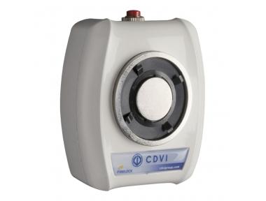 VIRA5024 Elektromagnet 50Kg 24V DC Stoppt feste und / oder verbundene feste und umgekehrte Plattentür + HRV CDVI