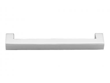 Möbelgriff F101 aus Chrom von Bartoli Design Made in Italy von Formae