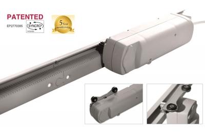 Flik Nekos Automatisches System zum Öffnen von Schiebetüren