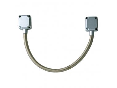 GF45 450 mm Metallkabelverschraubung zur Montage an automatischen CDVI-Toren und Türen