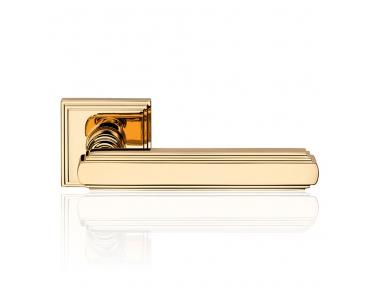 Glamour reines Gold Griff Hafen von Rosetta Design-XX Century Rationalist Linea Cali Weinlese