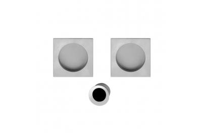 Gubbio Set für Schiebetüren mit Riegeln Jalousie Pasini i-Entwurf