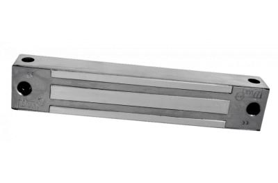 I180SR 180Kg Aufputz Haftmagnete aus Edelstahl von 12/24V DC + Rückmelde CDVI