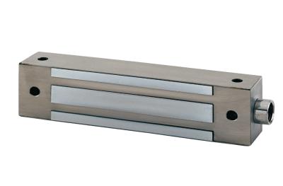 I400SR 400Kg Aufputz Haftmagnete aus Edelstahl von 12/24V DC + Rückmelde CDVI