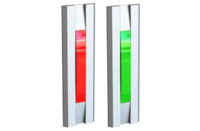 Licht Rot Grün Türen für 55030 Series Profil Opera