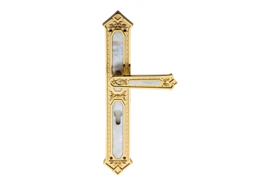 King Jewellery Line PFS Pasini für Türgriff auf Platte