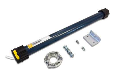 Motorisierung für röhrenförmige Kabel mit elektrischem Verschluss Somfy Kit MR 200