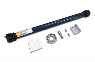 Somfy Motor für elektrische Rollläden 30 Nm Radio RTS MRR 3000
