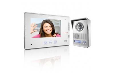 Somfy V400 Digital Video Intercom Kit mit Kamera und 2 Kabeln