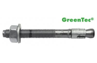 M2 Anker Durch Zertifikat Stahltechnik GreenTec Mungo
