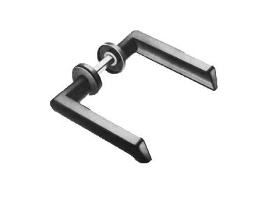 Doppelbügel Ibiza Spes. 20-45mm Savio für Türen Tore und Tore Eisen
