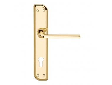 Milly Serie Basic bildet Türgriff auf Platte Unregelmäßige Frosio Bortolo Modernes Design