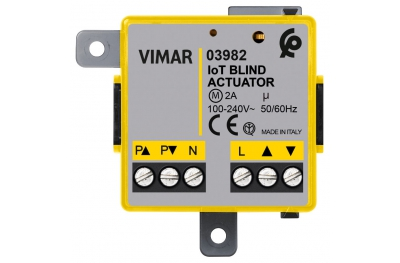 IoT-Rollladenmodul 03982 Vimar