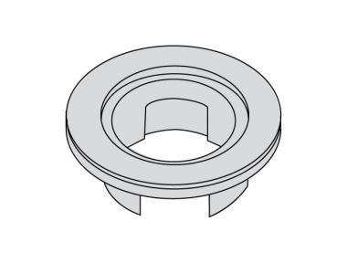 P1071 Rosetta Kunststoff Zubehör für PremiApri Serie Nova Meroni