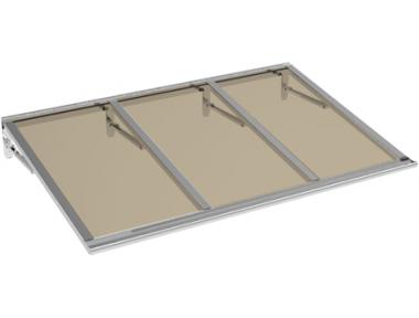 Shelter Lira Aluminium Bronze Aluminium AMA Sonnenschutz