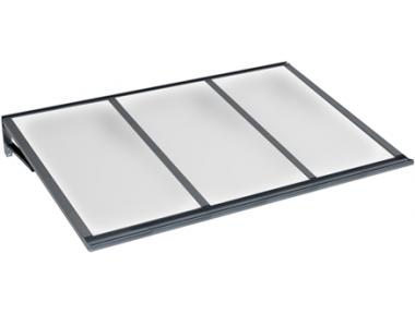 Shelter Lira Grauer Opal Aluminium AMA Sonnenschutz