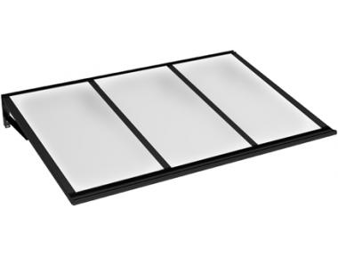 Shelter Lira Black Opal Aluminium AMA Sonnenschutz