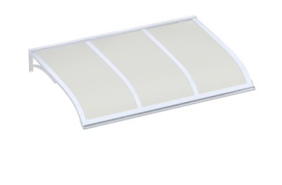 Shelter Vela White Opal Aluminium AMA Sonnenschutz