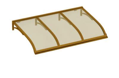 Segeln Schlupf Copper Bronze Aluminium AMA Sonnenschutz