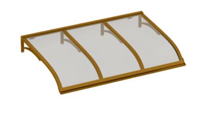 Segeln Schlupf Kupfer Grau Aluminium AMA Sonnenschutz