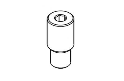 Giesse Pin-Anschluss für die Übertragung zwischen Cremonese und Tempel Closing