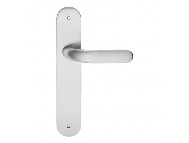 Punkt Türgriff auf Platte mit Formular Linea Cali anspruchsvolles Design