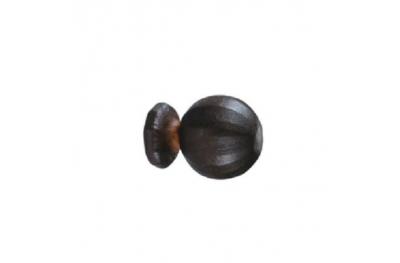 Geschmiedete Knopf für Galbusera 044 Möbel Schmiedeeisen Kunst