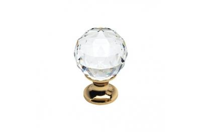 Mobil Linea Cali Cosmic Kristall Knopf mit Kristallen OZ Swarowski®