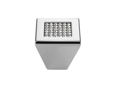 Pauschen Mobile Line Cali Mesh-Kristall PB mit Kristallen Swarowski® Chrom poliert