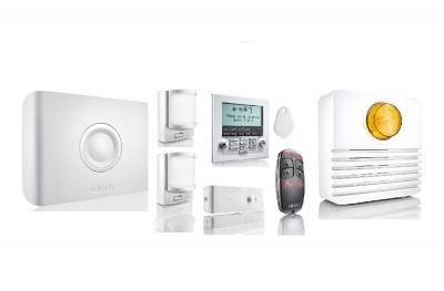 Somfy Protexiom Ultimate GSM Einbruchmelder-Kit