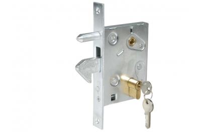 Verschluss-Haken für Schiebetore Stahl verzinkt IBFM